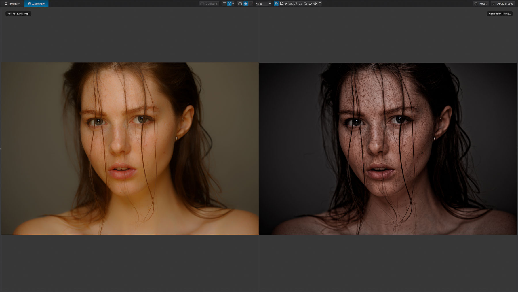 hdr DxO OpticsPro presets - Dragan Style collection from PixaFOTO : Before-After