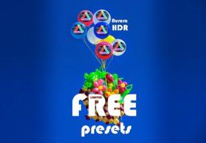 2017 | 2018 free aurora hdr presets from PixaFOTO