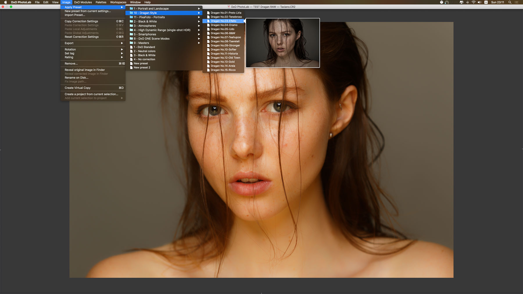 How to Install and Use DxO Photo Lab presets : Tutorial