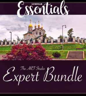 The ART Studio | Essential Luminar presets - Expert bundle pack from PixaFOTO Marketplace