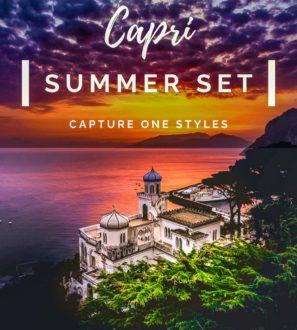 Summer Set - Capture One Styles from PixaFOTO.com