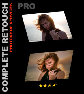 Cheap Retouching Services - Retouch PRO from PixaFOTO.com