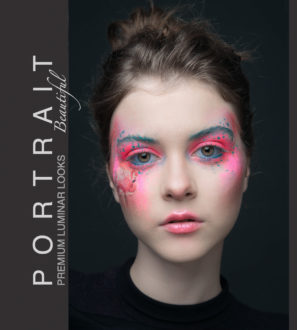 Luminar Beautiful Portrait Looks from PixaFOTO.com