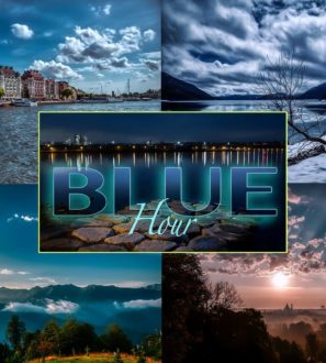 Blue Hour Collection - Aurora HDR 2019 Looks