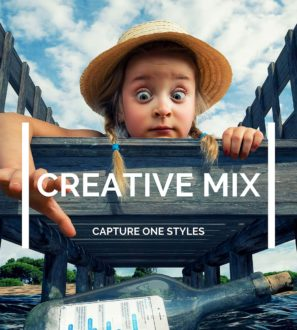 Creative MIX Collection | Creative CaptureOne Styles from PixaFOTO.com