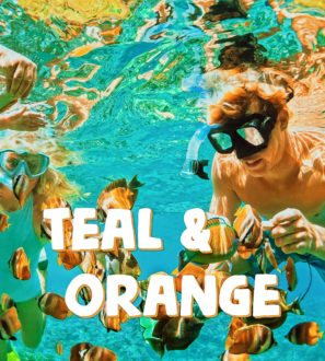 Teal & Orange DxO Presets | PixaFOTO.com