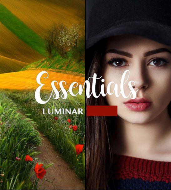 LUMINAR NEO   AI   4 presets from PixaFOTO.com   Essentials Collection