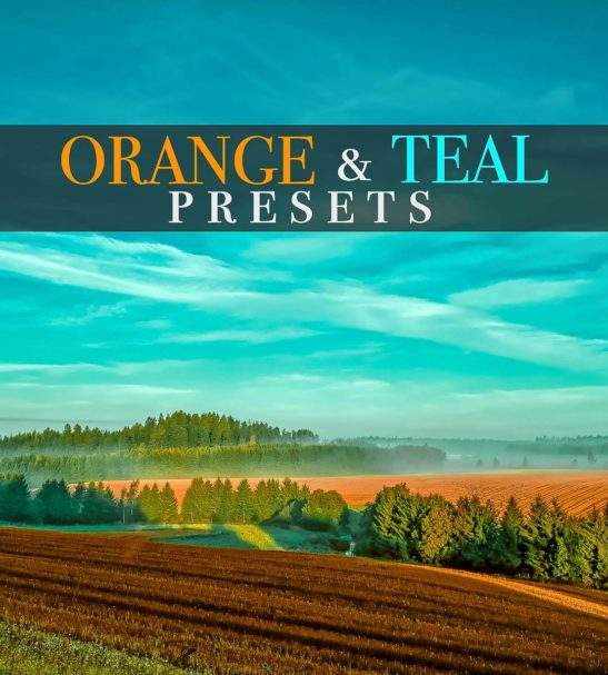 Teal & Orange DxO Presets | PixaFOTO.com