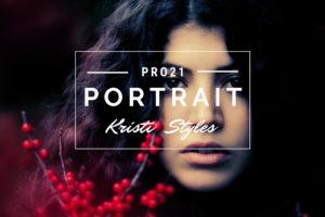 Capture One Portrait Styles - Pro21 Kristi Collection from PixaFOTO.com