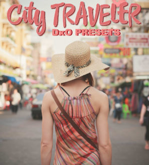 DxO City TRAVELER presets