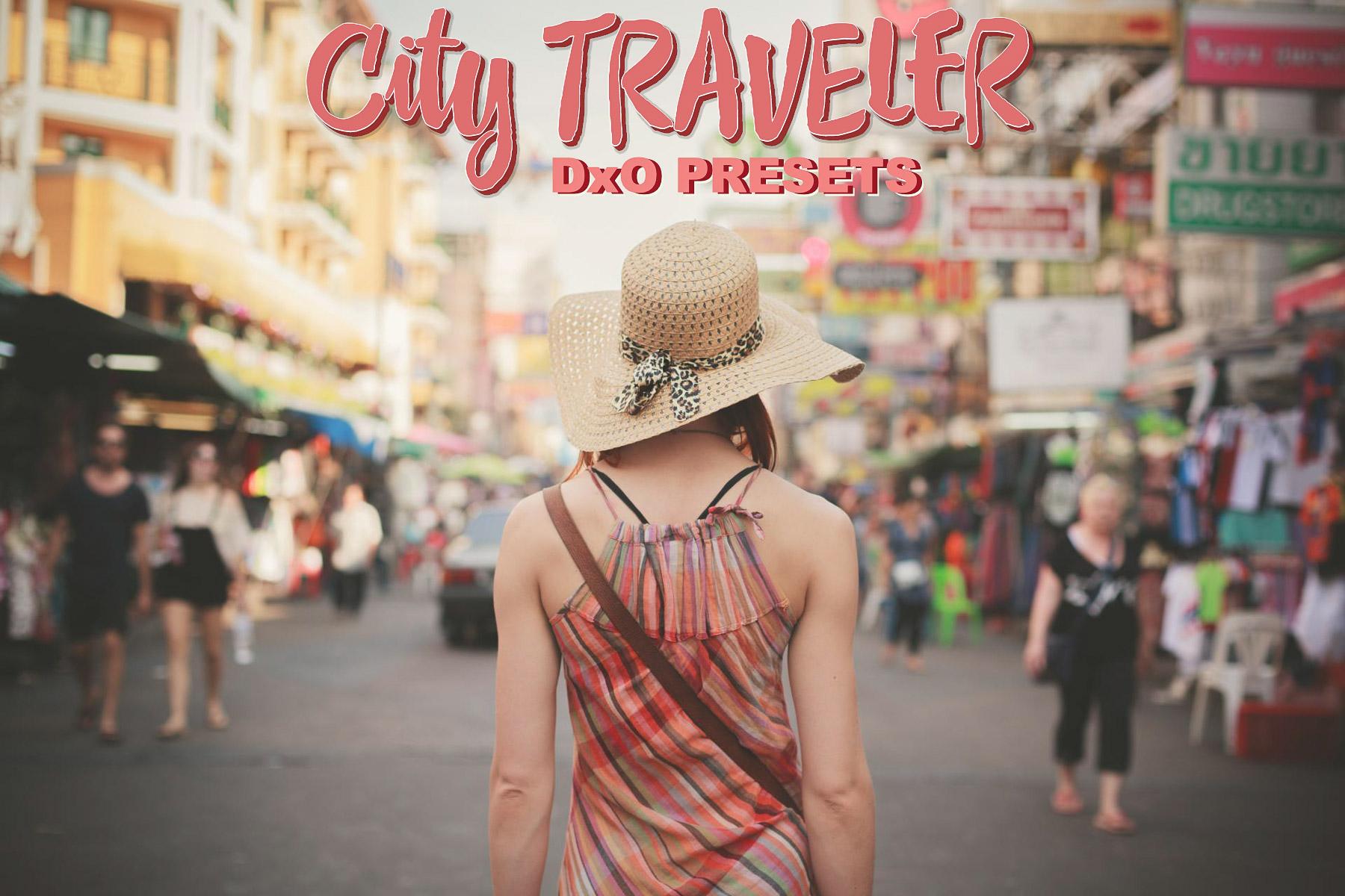 DxO City TRAVELER presets