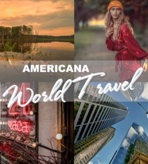 Capture One Travel Styles - AMERICANA Collection