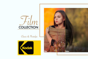 Kodak Film Capture One Styles from PixaFOTO.com