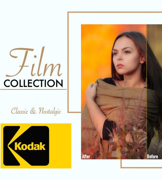 Kodak Film Capture One Styles from PixaFOTO.com