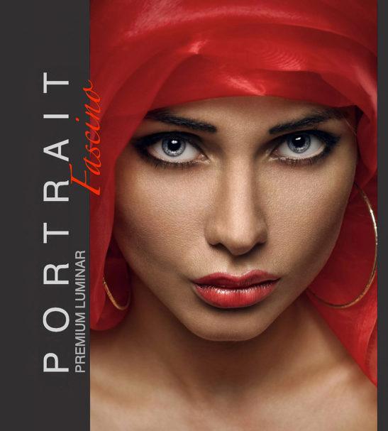 Luminar AI & 4 PORTRAIT presets - Fascino Preset Collection