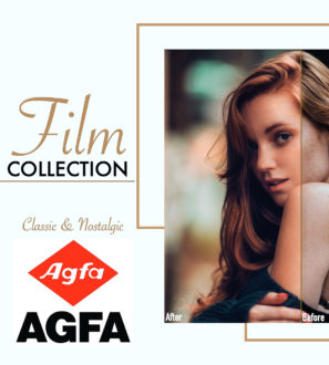 Agfa Film Lightroom | Photoshop XMP Presets from PixaFOTO.com