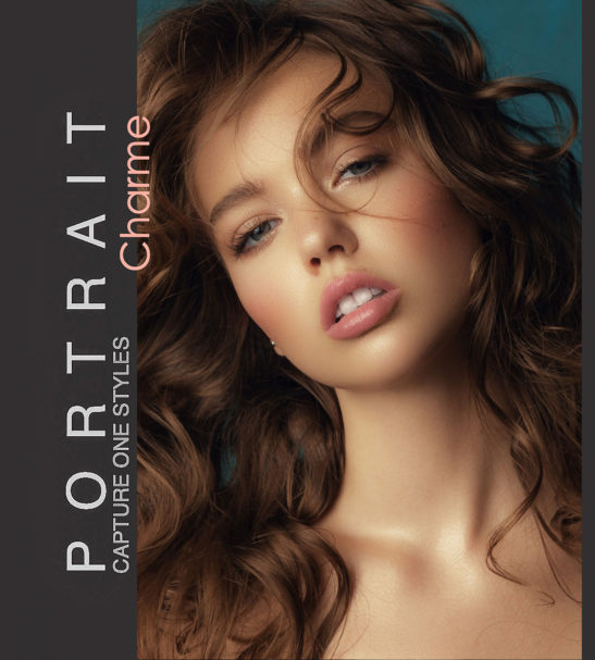 Capture One Portrait Styles - Charme Collection from PixaFOTO.com