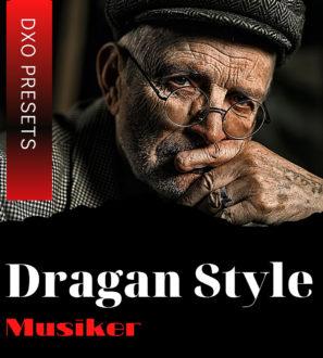 Dragan Style DxO hdr presets