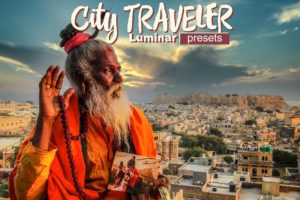 Luminar AI & 4City Traveler Presets from PixaFOTO.com