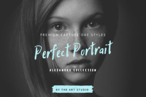 Capture One styles - Perfect Portrait Collection from PixaFOTO.com