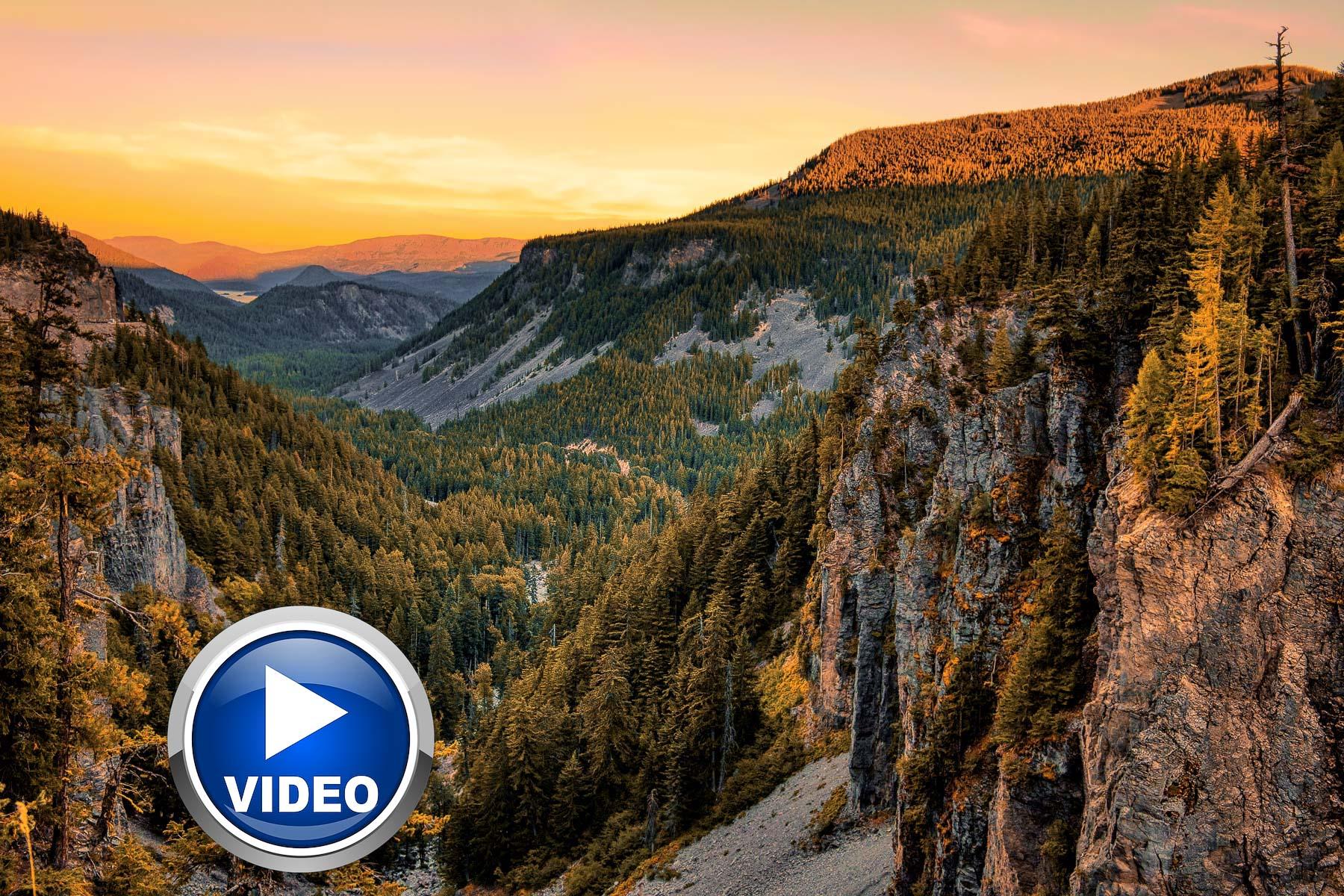 Autumn Fantasy Aurora HDR Looks from PixaFOTO.com | VIDEO