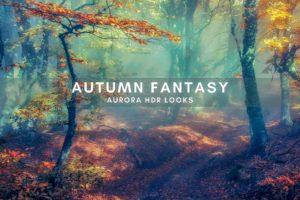 Autumn Fantasy Aurora HDR Looks from PixaFOTO.com