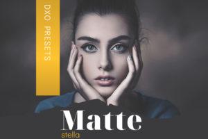 DxO Photolab Presets - Matte Collection from PixaFOTO.com