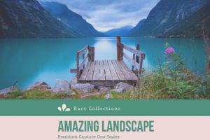Amazing Landscape Capture One Styles from PixaFOTO.com