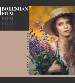 Bohemian FILM Luminar Presets from PixaFOTO.com