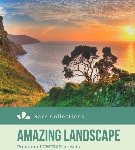 Luminar AI Templates | Luminar 4 Looks - Amazing Landscape Presets