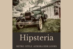 Hipsteria - Retro Aurora HDR Looks