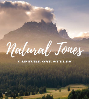 Natural Tones Capture One Styles from PixaFOTO.com