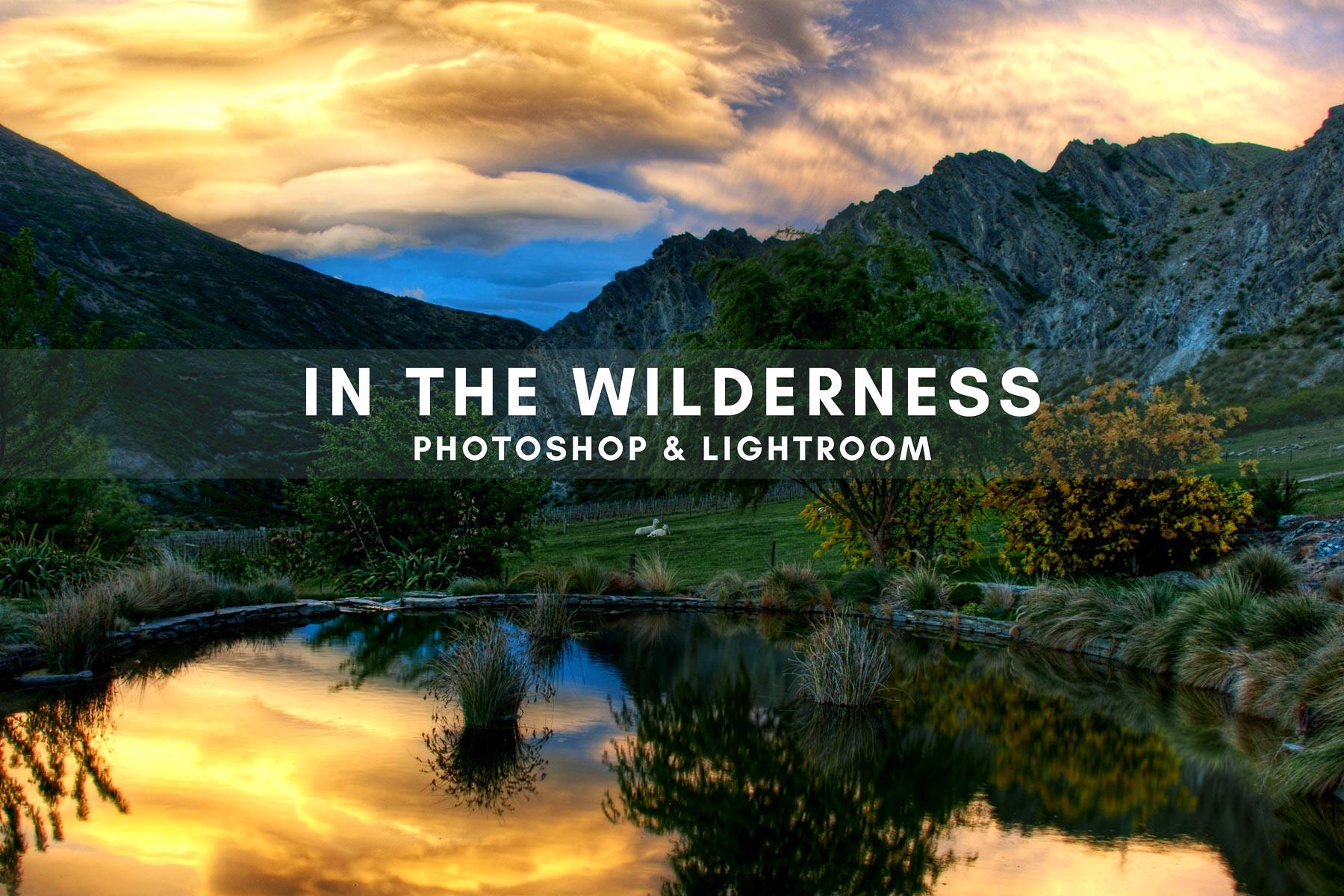 Lightroom & Photoshop XMP Landscape Presets