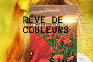 Capture One Styles - Rêve De Couleurs Collection from PixaFOTO.com