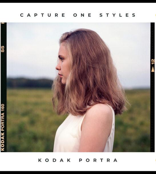 Capture One Kodak Portra Styles