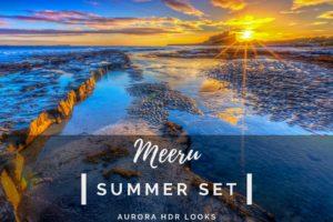 Aurora HDR Looks - Summer Set