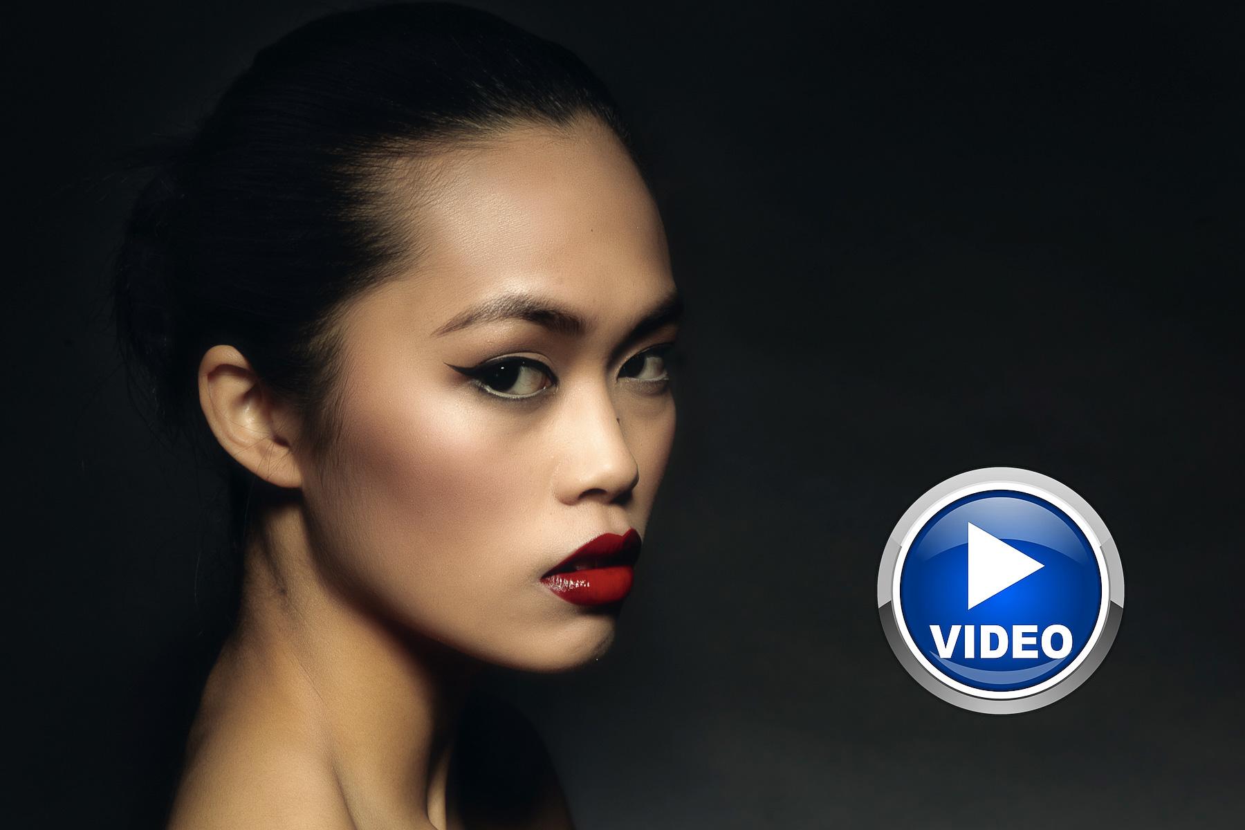Luminar AI - Portrait Bokeh Templates from PixaFOTO.com | VIDEO