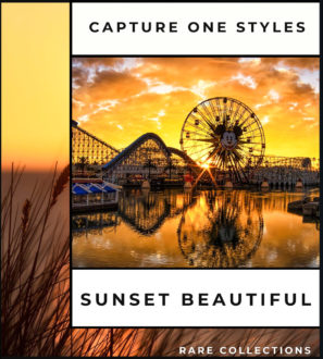 Capture One Sunset Beautiful Styles